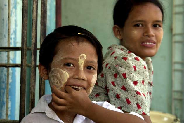 緬甸——神奇的國度