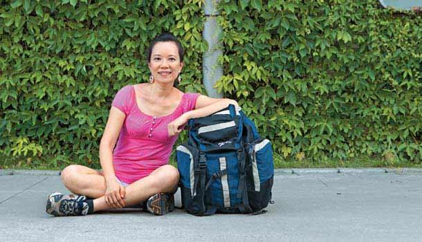 蕭鈺梅:大旅行15個月,找回熱情的自己 - 康健雜誌177期