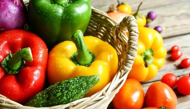 維生素C是柳丁2倍多!綠、紅、黃甜椒比一比