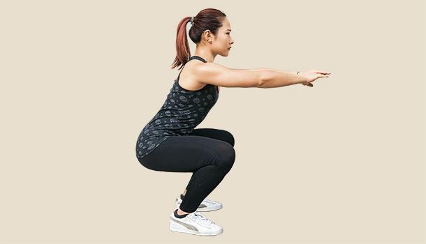 深蹲重點 不在膝蓋不能超過腳尖! - 康健雜誌205期