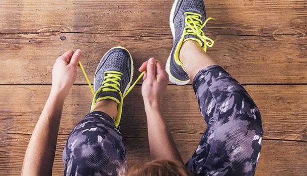 一天的健腳計劃 - 康健雜誌134期