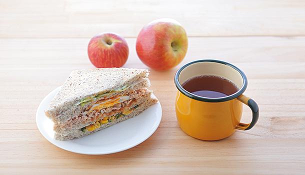 均衡、快速、簡單就好 6款早餐自由配 - 康健雜誌206期