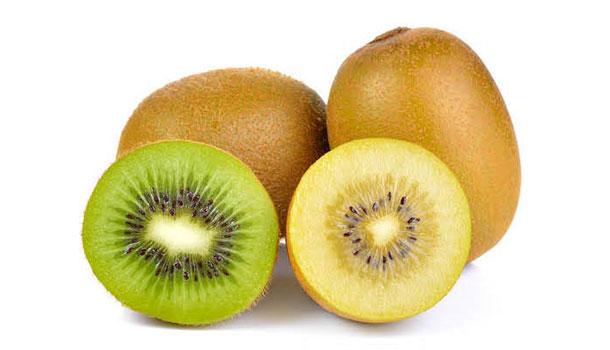 奇異果│綠色纖維高、黃色維生素C高