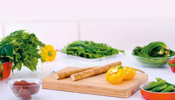 10大排毒蔬果請常吃!