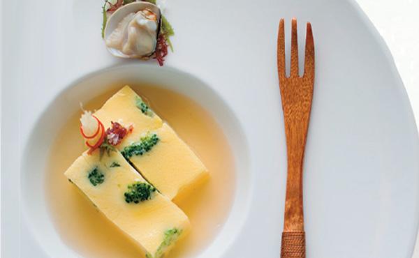這樣吃!不憂鬱:海藻青花蛋