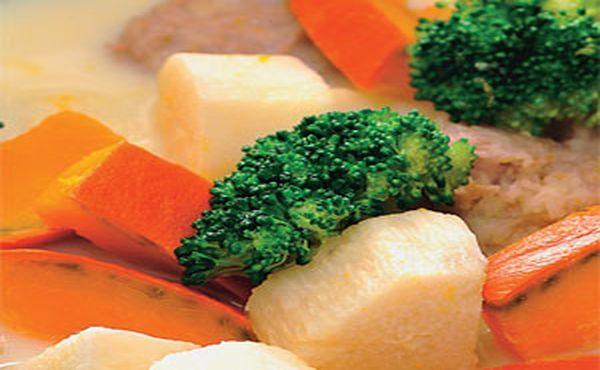 輕鬆烹煮素好味:牛奶南瓜湯-食譜-康健雜誌