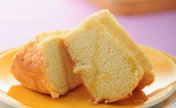 豆奶米蛋糕