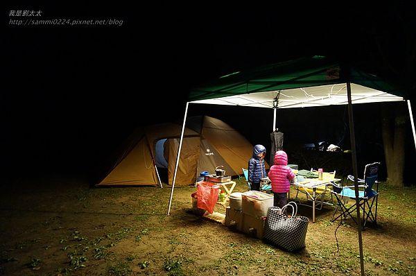 Sammi:給露營新手的裝備準備清單
