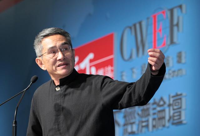 林懷民:新文化運動,由老百姓決定【2012天下經濟論壇】