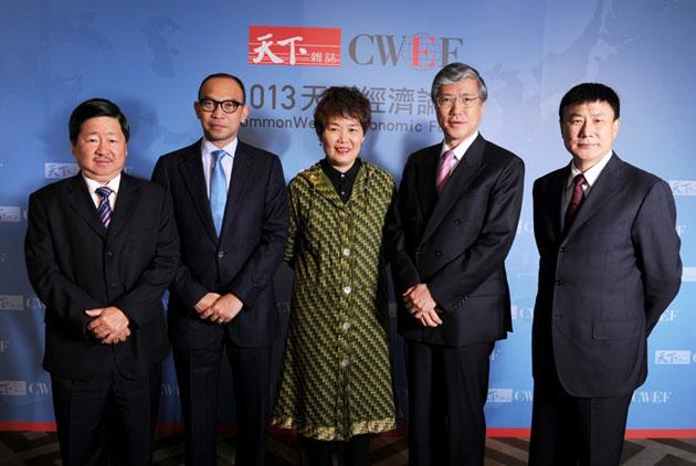 2013天下經濟論壇/歐美復甦遙遙無期 亞洲自救靠經貿整合