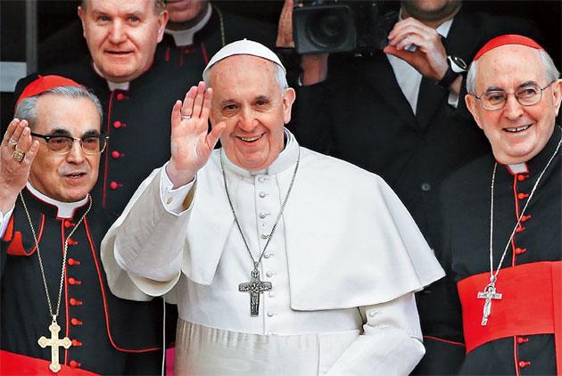 梵蒂岡挑選接班人的啟示
