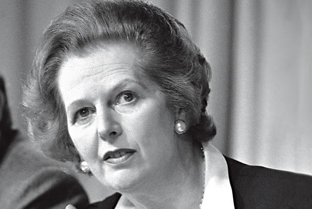 前英國首相 柴契爾夫人 先盡義務 才有「應享權益」