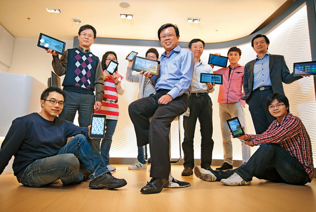 The Taiwanese Brains behind Google