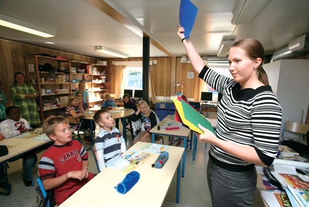 芬蘭教育 世界第一的祕密