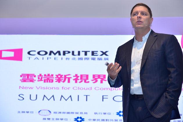 2014 Computex/亞馬遜公有雲,低調登台!