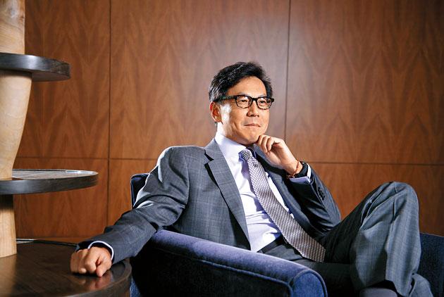 蔡明忠:領導力,是經營權的關鍵