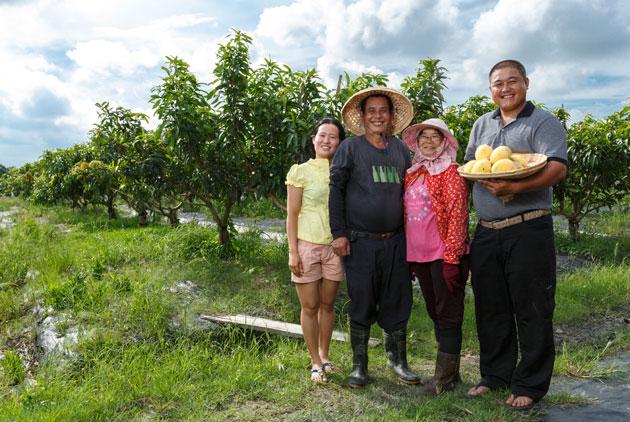 青年返鄉播出綠色事業 發掘農業新價值