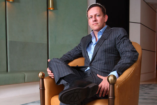 Thiel's Four Steps to Success