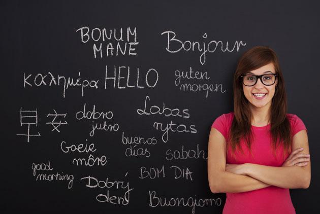 我是怎麼自學20種語言的?