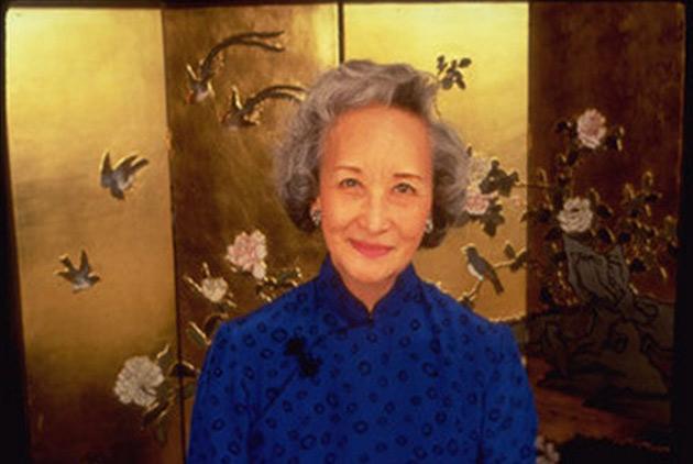 她是上海最後的名媛,一輩子都是傳奇