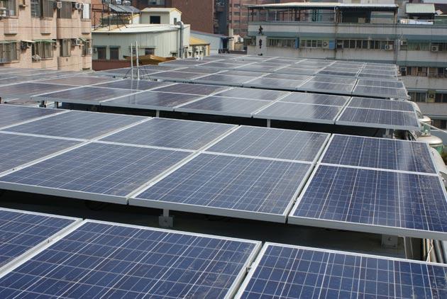 申請50瓩以下太陽能屋頂 免收「線補費」