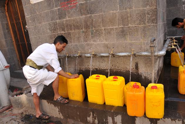 極端氣候鬧水荒,護水20年將耗資22兆美元