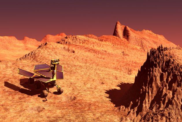 NASA在夏威夷模擬「火星人生」 6人...