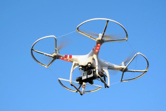 短短一年 無人機GoPro為什麼飛上天又墜地?