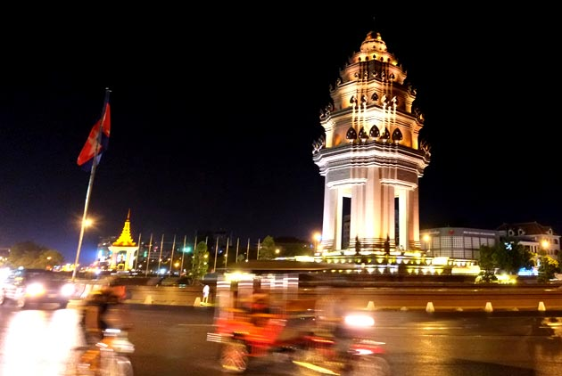 Cambodia: A Rose with Thorns