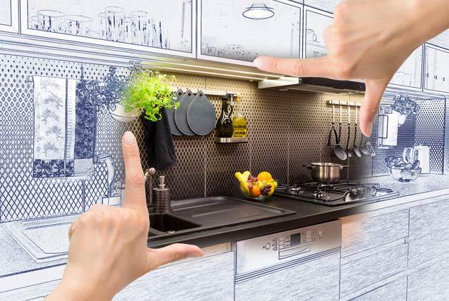 移動的廚房 想要幾房幾廳隨你定