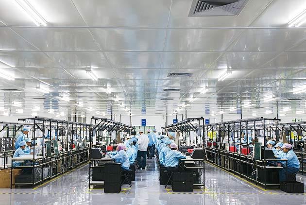 快攻印尼 中國品牌顛覆市場