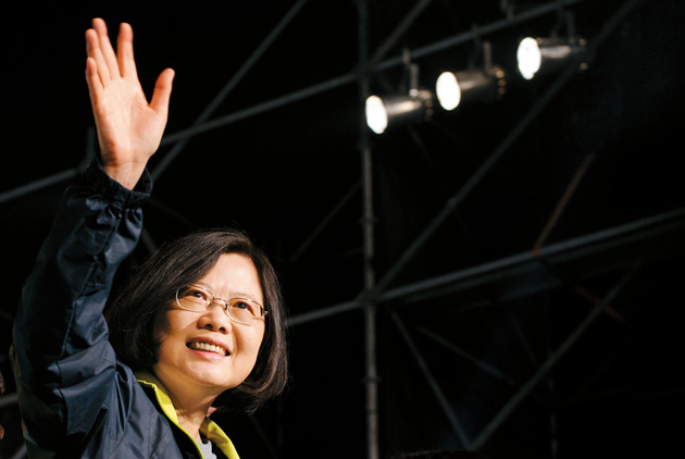 Tsai Faces Three Major Challenges