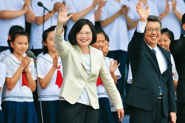 《天下雜誌》台灣社會信任度調查 法官、...