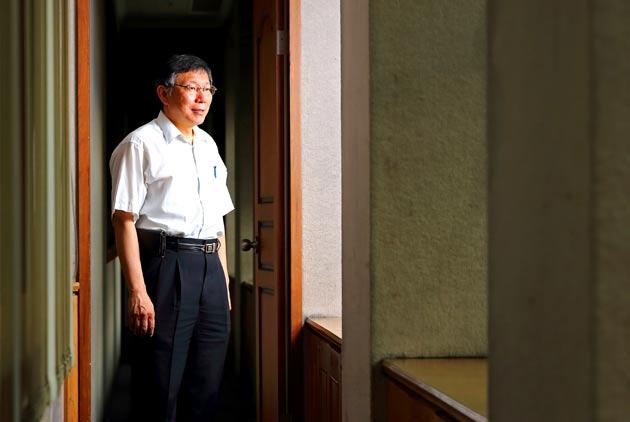 柯文哲:做到讓人想快點回台北生活