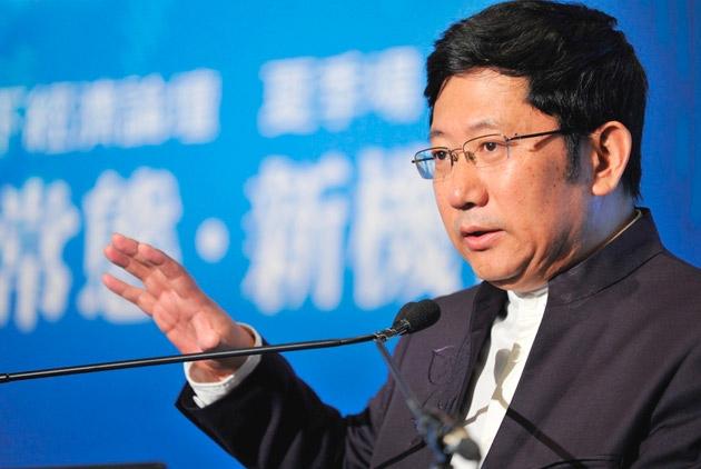 徐井宏:90後不「靠爸」,創業將是中國新常態