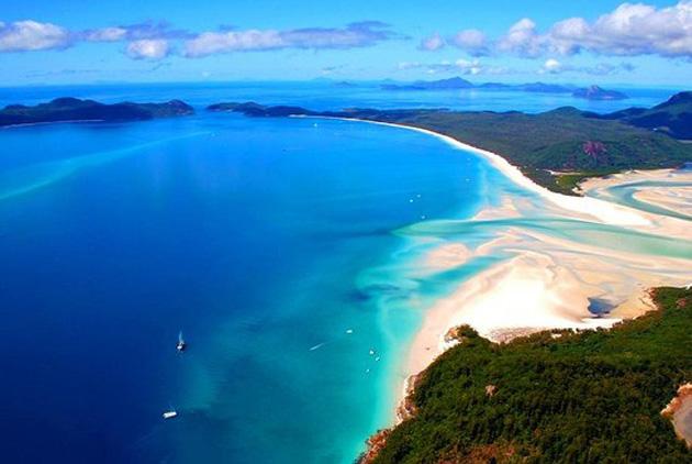 夏天就要去海邊 25個不能錯過的絕美海灘