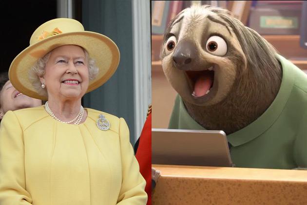 """英國女王收到的5件最""""匪夷所思""""的禮物"""
