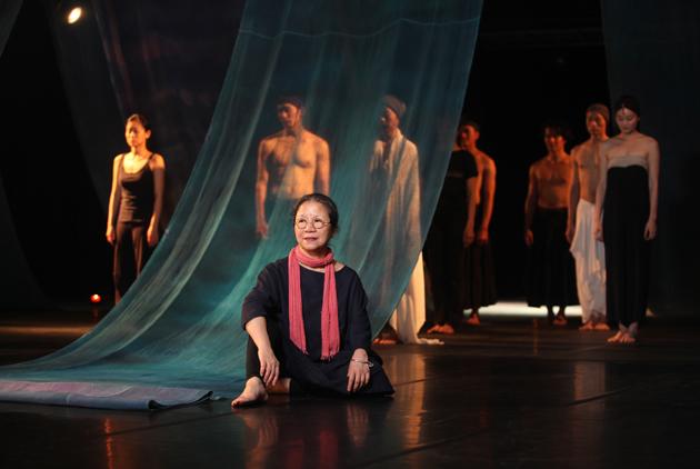 中元普渡搬上國際舞台 她舞出台灣的身體...