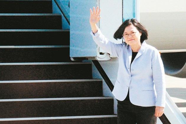 華航罷工/蔡總統沉重:不是忍無可忍,不會罷工