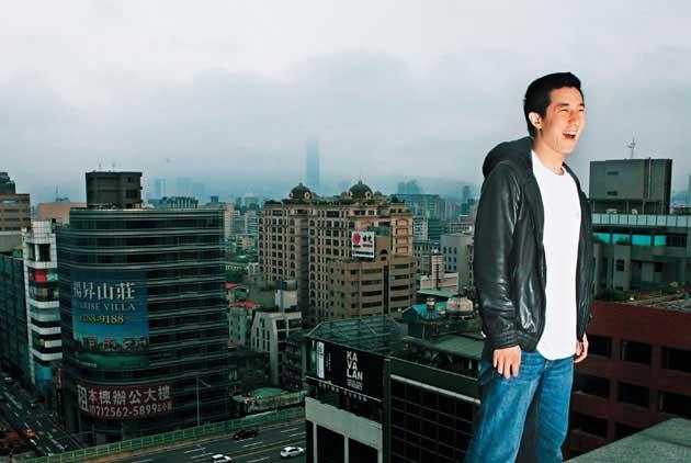 專訪成龍兒子房祖名:把自己擺上台,就要比別人會吃苦