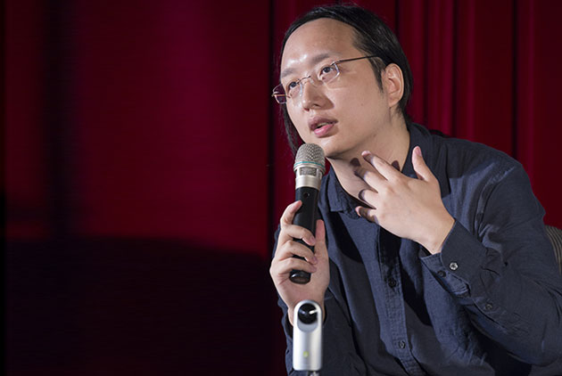 【Cheers現場直擊】 數位政委唐鳳 : 我不想幫年輕人貼標籤