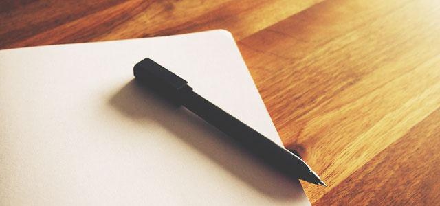 【你是誰,決定了你的BVR】如何提升寫作水平?我目前的4點習慣