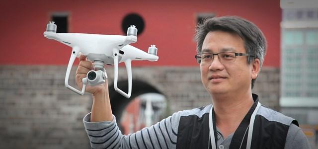 【酷到掉下巴】以天空為講台,提拔每個想飛的野心──無人機教練岳志忠