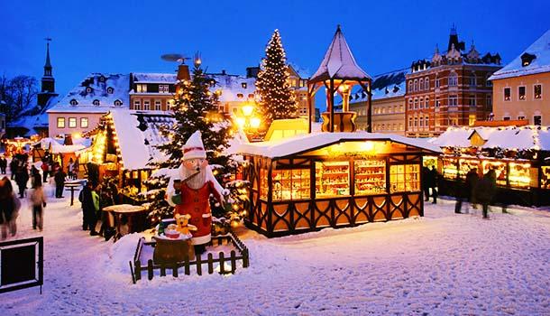 全球迎聖誕!十個不可錯過的「歐洲聖誕市集」