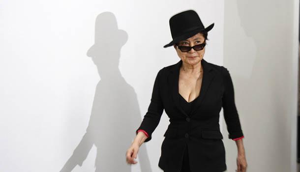 小野洋子83歲仍然活躍,她的活力就靠這2件事