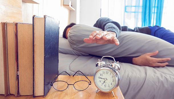 男性也有更年期?失眠是警訊!