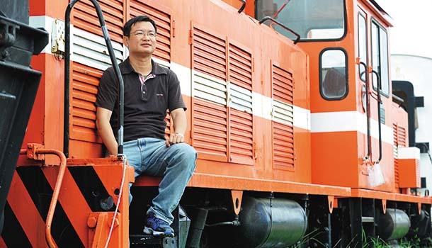 鄧志忠|每一條鐵道都是我久違的老朋友