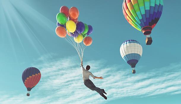 重尋你的夢想吧!哪怕只是一件日常想做的事