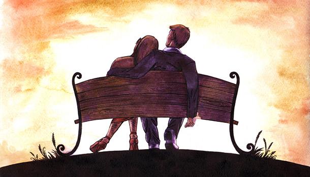 竹君/夫妻間綿延不斷的愛,該從哪裡來?