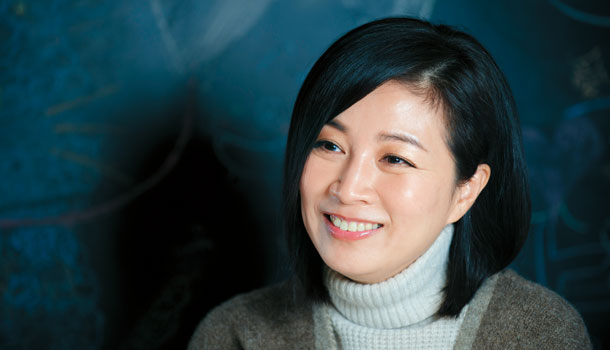 演員方文琳/就算人生面臨最大的挫折,也要知足、感恩、結善緣